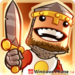 Epic Battle Dude для Windows Phone