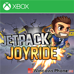 Jetpack Joyride для Windows Phone 8