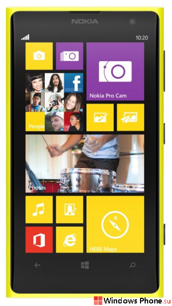 windows phone 8 nokia lumia 1020