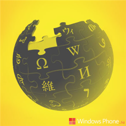 Мобильная Wikipedia для Windows Phone
