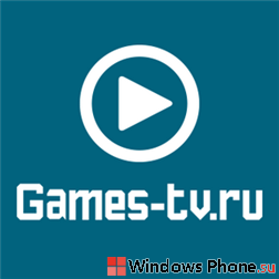 Games-TV.ru для Windows Phone